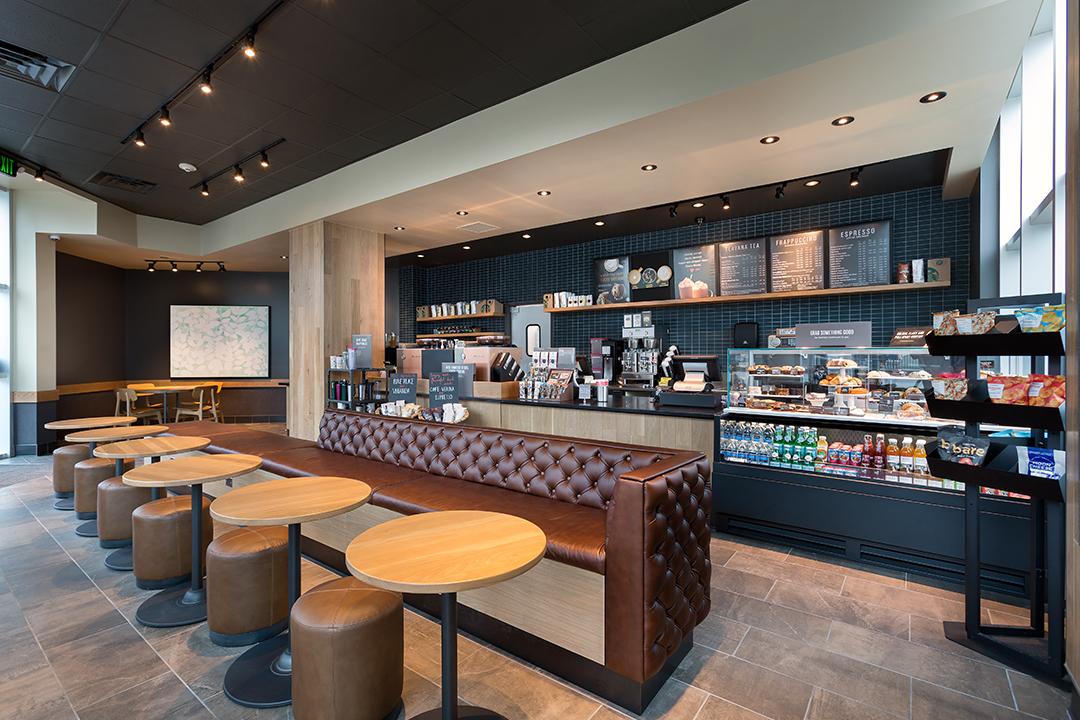 Onsite Starbucks