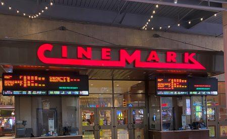 Cinemark theatre